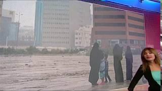 بي_بي_سي_ترندينغ | أحوال الطقس والامطار في #الرياض  #السعودية