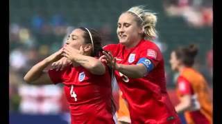 (highlights) women's world cup 2015, penalty win over germany gives england third place