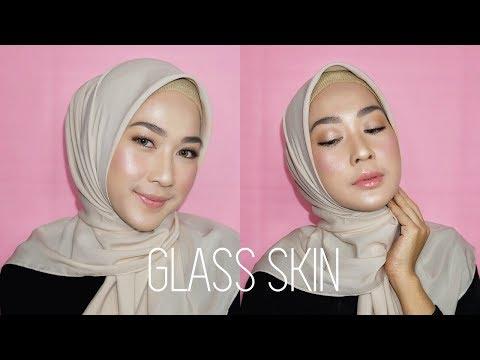 Glass Skin Makeup Tutorial mostly Drugstore! Dian Ayu thumbnail