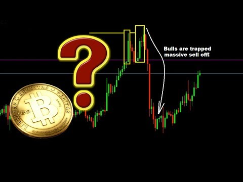 Easiest WAY to spot a Bitcoin BULL TRAP! WHAT NOW?