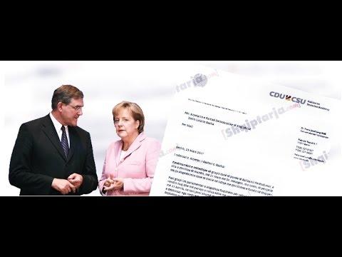 Report TV - Pas SHBA edhe CDU e Merkel kundër bojkotit të PD/Letra