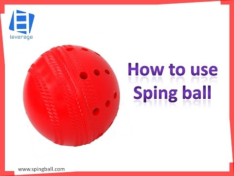 How to use spingball