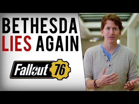 Bethesda's New Disaster - Makes Fallout 76 Pay-To-Win & Fans Are ANGRY! Breaks Cosmetic-Only Promise thumbnail