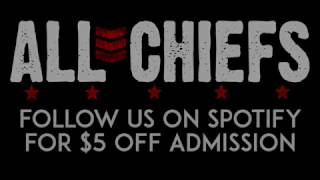 All Chiefs - Best Of The West Finals!