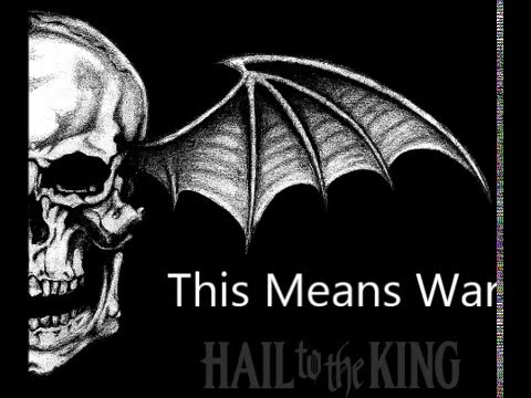 Avenged Sevenfold - This Means War (Instrumental)