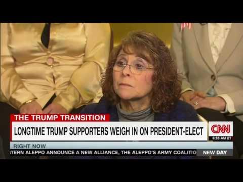 Trump voters tell CNN that California 'allows' illegal voting