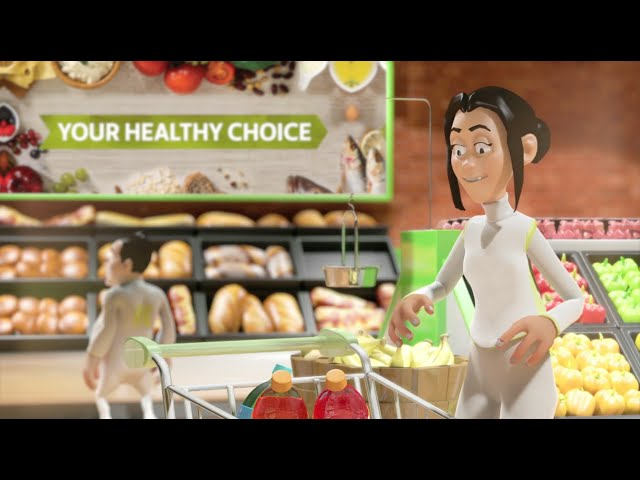 Healthy Grocery Shopping (Your Healthy Choice)