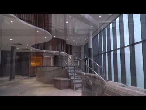 Olympia Leisure Centre, Belfast -  William Coates Mechanical & Electrical Services Completion Video