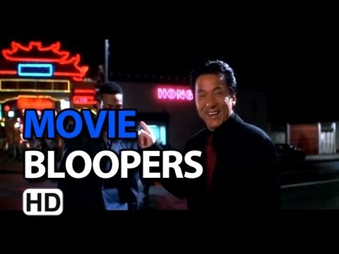 Rush Hour (1998) Bloopers Outtakes Gag Reel