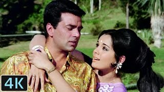 Main Tere Ishq Mein Mar Na Jaun Kahin | Full 4K Video Song | Dharmendra, Mumtaz - Loafer