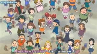Magical Doremi Opening 1 Latino LETRA HD