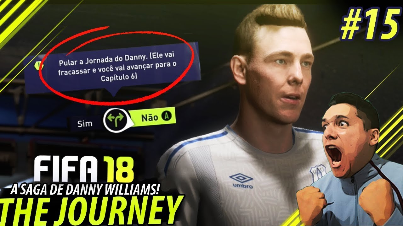 FIFA 18 THE JOURNEY 15