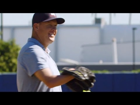 Jaide Bucher meets Jim Abbott | Gatorade - Win From Within