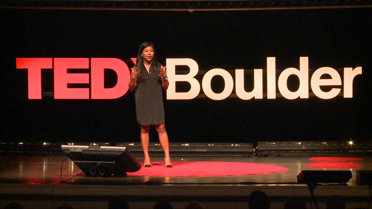 TEDxBoulder - Jen Rubio - The Anticipation of Travel
