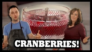 Never Buy Cranberry Sauce Again!! - Food Feeder