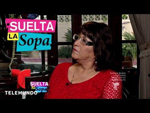 Doña Rosa contó cómo se enteró de la muerte de Jenni Rivera | Suelta La Sopa | Entretenimiento