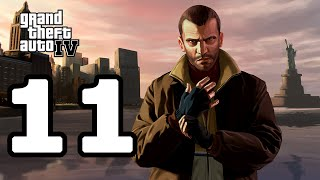 Grand Theft Auto IV Walkthrough Part 11 - No Commentary Playthrough (PC)