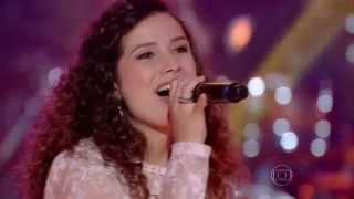 Vanessa Macedo e Del Feliz cantam