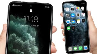 Convierte tu Android en un Iphone 11 Pro