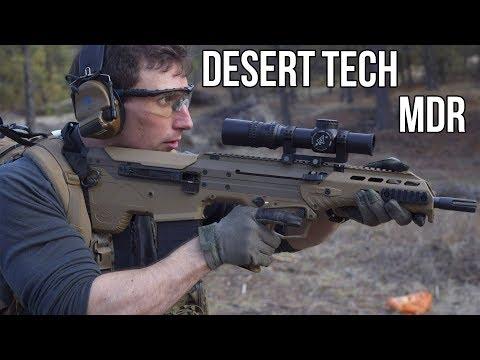 The Desert Tech MDR (.308/7.62x51)