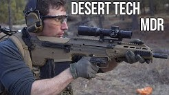 The Desert Tech MDR (.308/7.62x51)