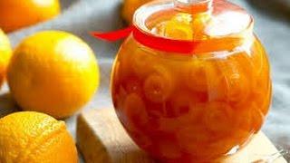 Варенье из лимона и апельсина!