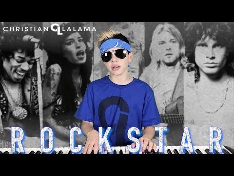 Post Malone ft. 21 Savage - Rockstar [Christian Lalama Cover]