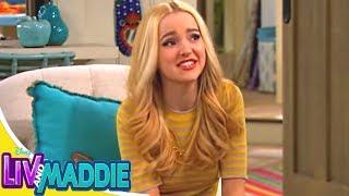 Лив и Мэдди : Калифорния - Сезон 4 серия 07 - Руни-комик l Игровые сериалы Disney