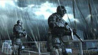 Call of Duty 4 Soundtrack - SSgt Griggs Deep and Hard