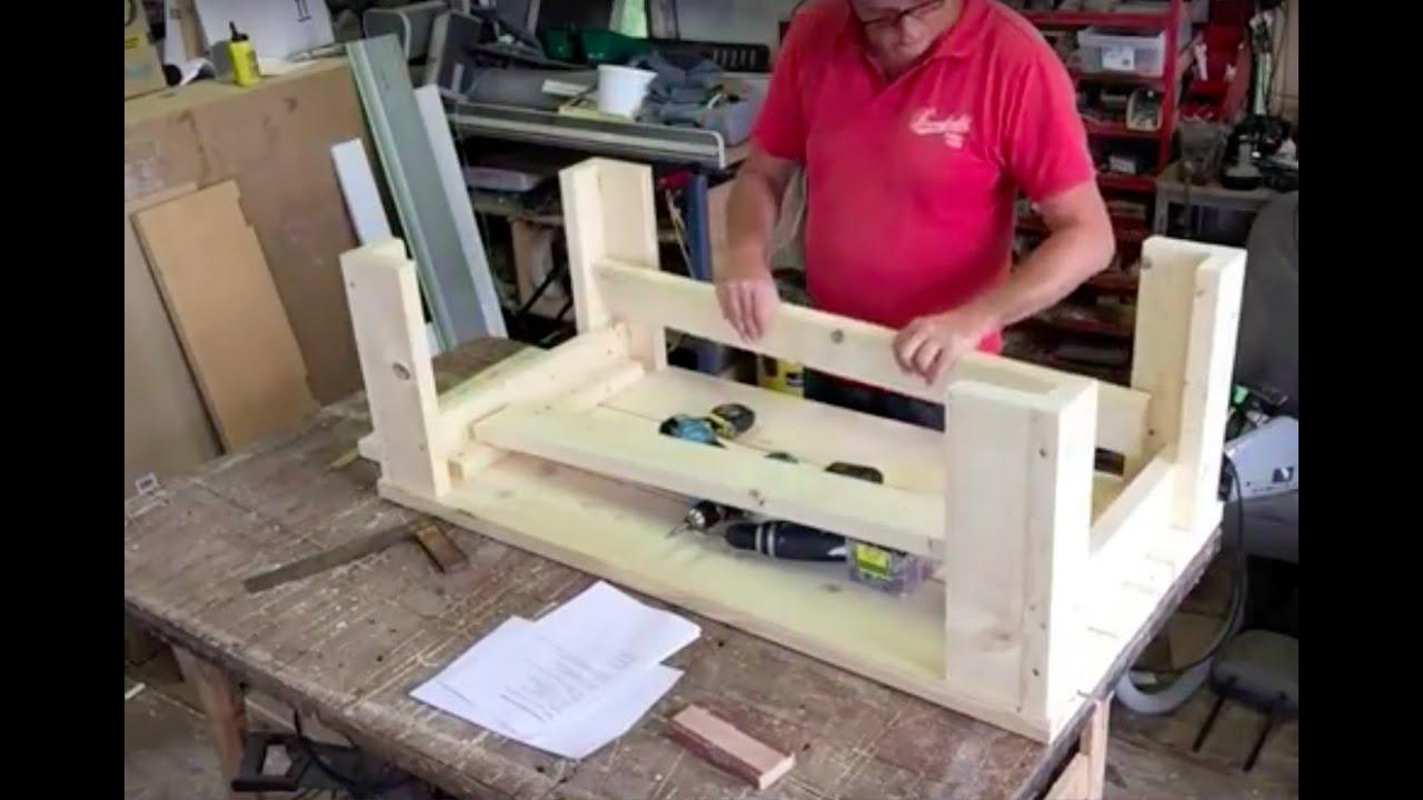 Eettafel steigerhout huis meubelen dehands be