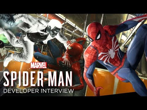 Marvel's Spider-Man | Developer Interview | screenPLAY