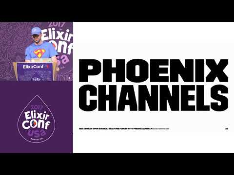 ElixirConf 2017 - Building an Open Source, Real Time Forum with Phoenix and Elm - Josh Adams