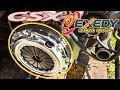 watch he video of Exedy Racing Clutch & Flywheel Install! - Eclipse GSX