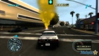 Midnight Club Los Angeles Walkthrough - Earn Rep on the Strip - Part 3