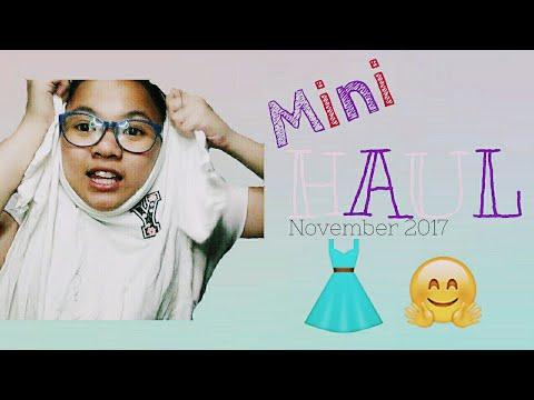Mini Haul ✨🤗 | Taglish | Philippines