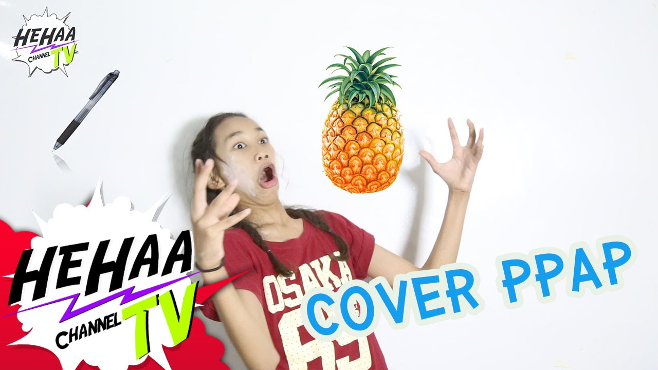Baby Pineapple Pen Ppap Pen Pineapple Apple Pen Cover By Baby Youtube
