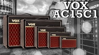 5 Things That Make The Vox Ac15 A Great Amplifier