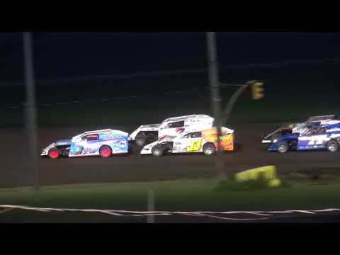 IMCA Modified feature Benton County Speedway 7/22/18