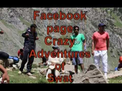 Trekking to Kandol Lake Swat Valley by Crazy Adventures Part 3/3