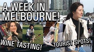 A WEEK IN MELBOURNE!