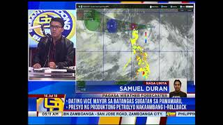 Henry nears northern Luzon, bringing more rains