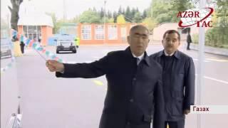 Состоялось открытие автомобильной дороги Газах-Косалар