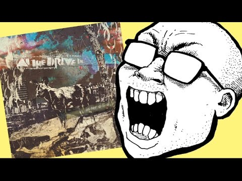 At the Drive-In - in•ter a•li•a ALBUM REVIEW