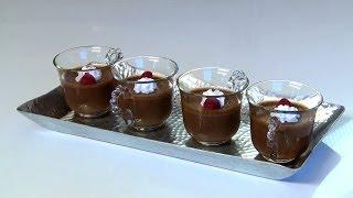 Non Dairy Chocolate Pudding - Easy Dessert Recipe