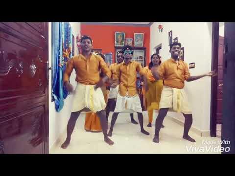 Thudakkam mangalyam- wedding dance