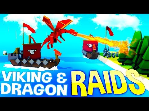 Kingdoms and Castles - Viking & Dragon Attack! - Building We