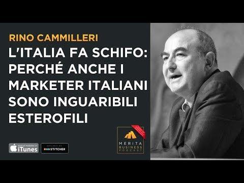 L'Italia fa schifo: perché i marketer italiani sono inguaribili esterofili