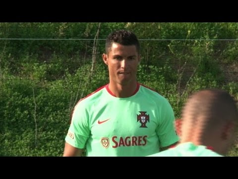 Bolstered by Ronaldo, Portugal confident for Euro 2016