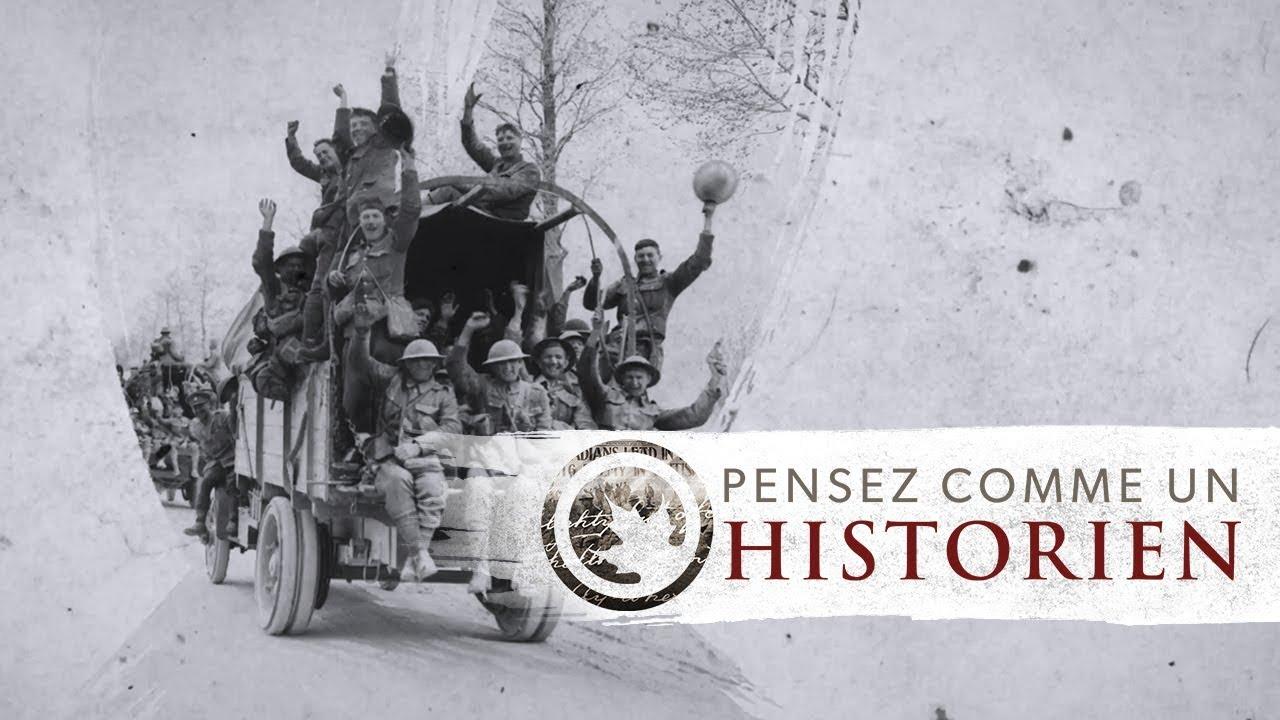 Pensez comme un historien : la bataille de la crête de Vimy