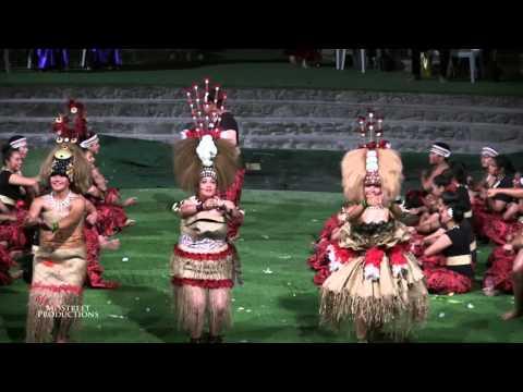 Kahuku High May Night 2016 - Samoa